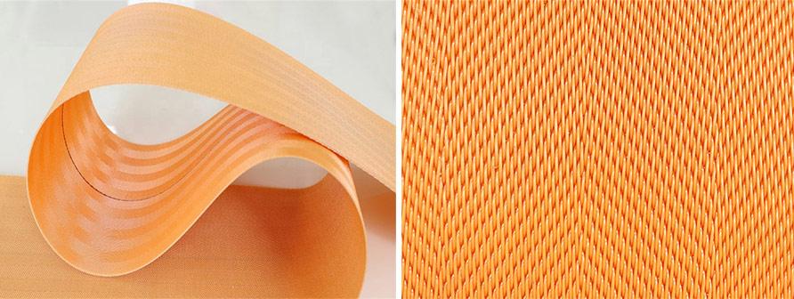 Horizontal Vacuum Filter Belts Flue Gas Desulfurization Filter Belts