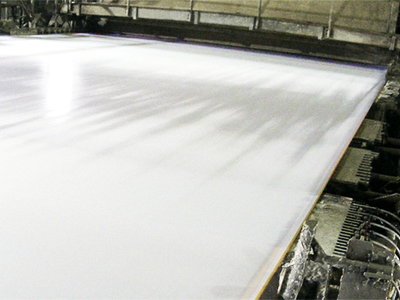 paper making forming section