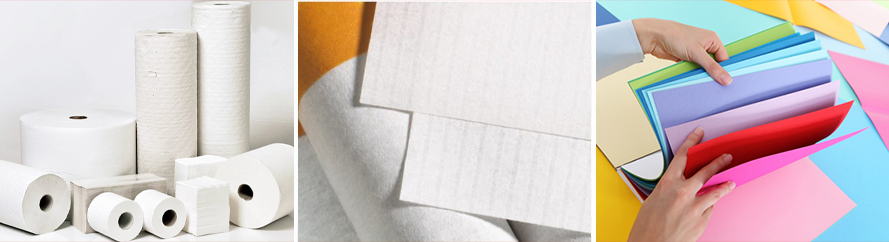 Triple Layer Forming Fabric for Papermaking