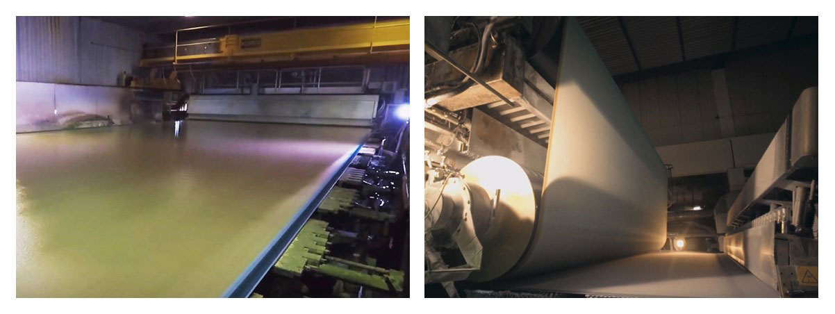 Forming Fabrics for Paper Mill Forming Section