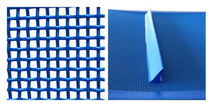 Linear Screen Mesh Conveyor Belt